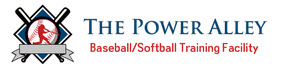 Power Alley Batting Cages Logo